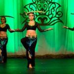 Tanec se šavlí show