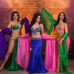 Egyptský břišní tanec tanec